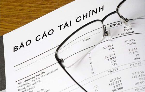 Khóa học phân tích báo cáo tài chính doanh nghiệp