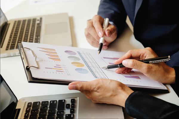 bảng phân tích rủi ro về khả năng thanh toán