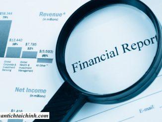 Cách nhận biết báo cáo tài chính có vấn đề