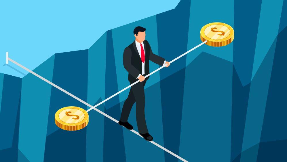 Nhận diện rủi ro tài chính của doanh nghiệp