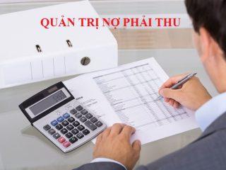 Quản trị nợ phải thu