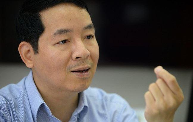 TS Vũ Thành Tự Anh - Thành viên Tổ tư vấn kinh tế của Thủ tướng Chính phủ