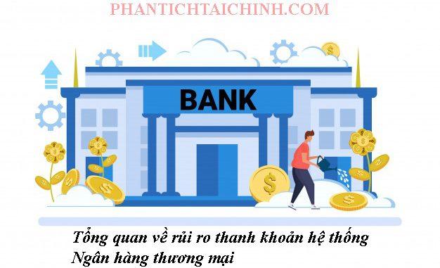 Rủi ro thanh khoản hệ thống ngân hàng thương mại