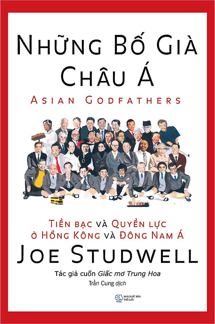 Sách kinh điển về tài chính: Những bố giá Châu Á