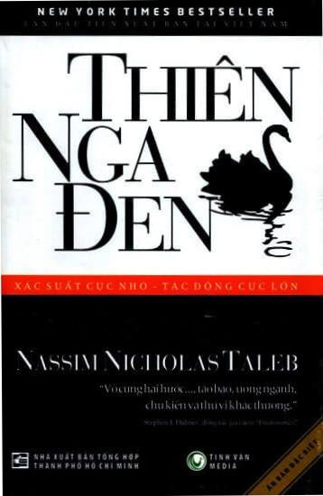 Sách kinh điển về tài chính: Thiên Nga Đen