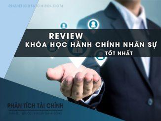 Review khóa học hành chính nhân sự tốt nhất