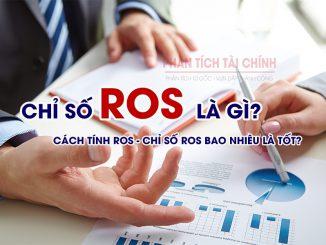 Chỉ số ROS là gì